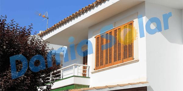 La energía solar: la solución para tener electricidad en la segunda residencia