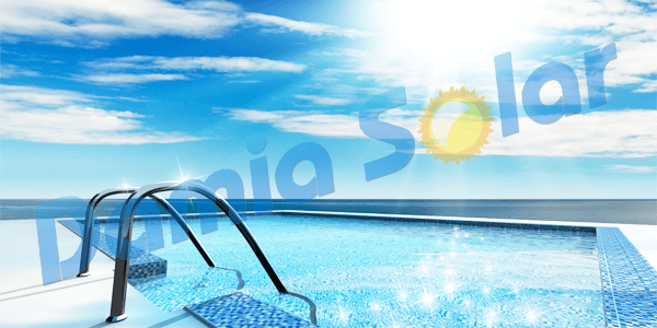 Bombas solares de piscina gama 2018. Uso da sua piscina sem pagar electricidade.