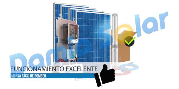 Elige tu kit solar para riego de campos y cultivos y para bombeo de pozos