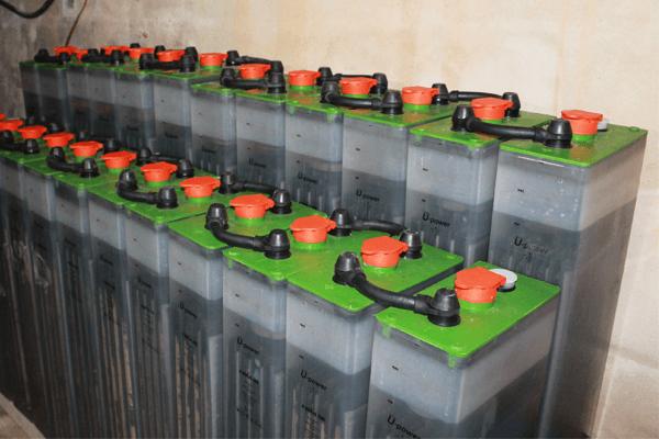 Que tipo de batería es mejor para mi instalación solar?