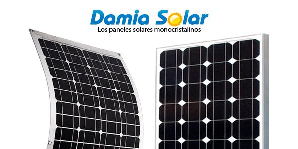 Qué son los paneles solares monocristalinos