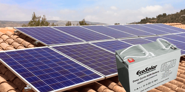 Baterías solares: cómo funcionan