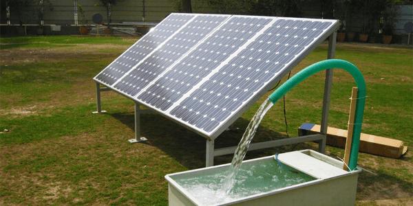 Las ventajas de las bombas de agua solares de 12v y 24v.