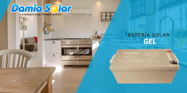 Baterías solares: funcionamiento