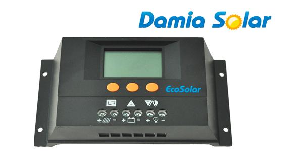 Regulador solar: cómo funciona