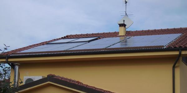 Energía térmica VS Energía fotovoltaica