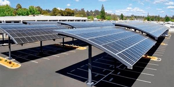 Aparcamientos solares, un sector con gran potencial de crecimiento