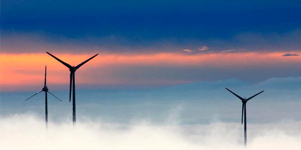 ¿Cómo funcionan los aerogeneradores?