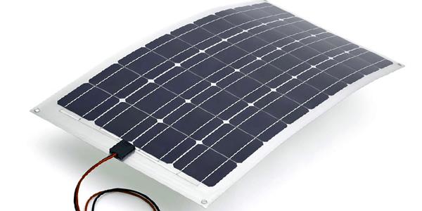 Vantagens e inconvenientes dos painéis solares flexíveis