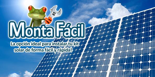Monta Fácil: la mejor solución para instalar tu kit solar