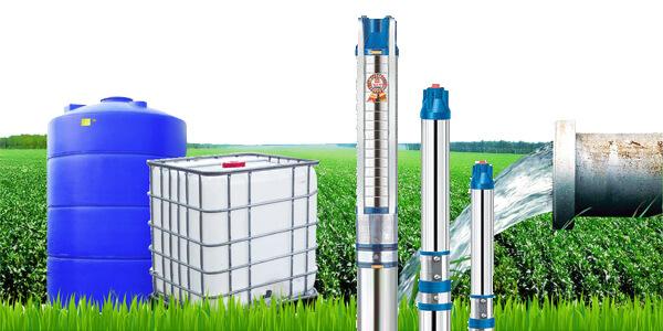 Presupuestos de kits solares de bombeo de agua