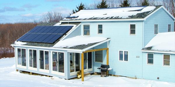 Formas de melhorar o rendimento da instalação solar no inverno