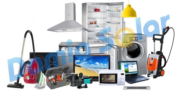 Escoger la batería solar adecuada según el tipo de consumo eléctrico