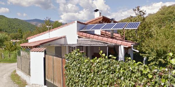 El antes y el después de una finca gracias a la energía solar fotovoltaica