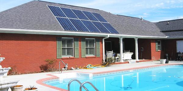 Ampliámos a gama de bombas de piscina com energia solar