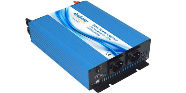Nova gama de inversores de onda pura Ecosolar Blue Series ao melhor preço!