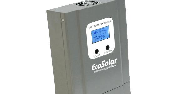 Nuevo regulador Ecosolar MPPT 40A para instalaciones solares de 12V/24V/48V