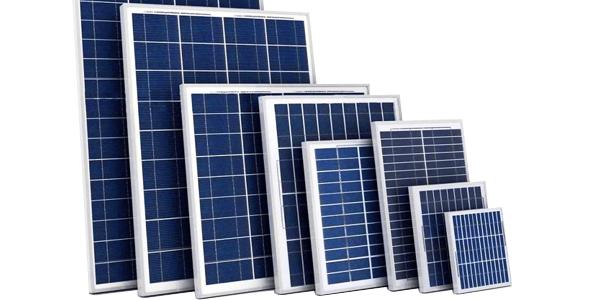 Nueva gama de placas solares Ecosolar de 50W, 80W, 100W y 150W
