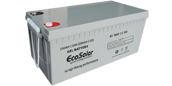 Las ventajas de las bater as gel for Baterias de placas solares