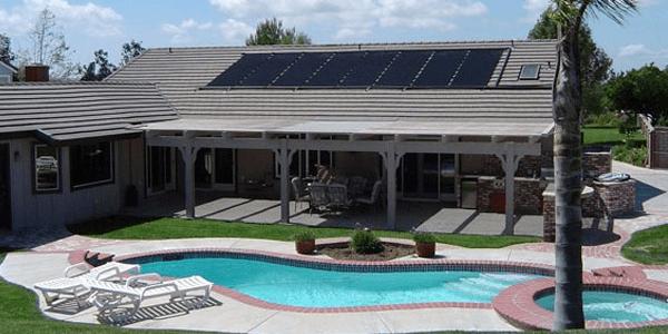 Las bombas depuradoras solares la mejor opci n para tu piscina - Bomba piscina solar ...