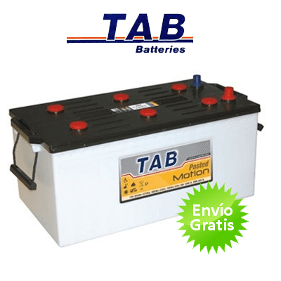 Bater a monoblock de ciclo profundo tab 250ah for Baterias placas solares