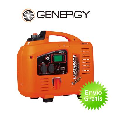 Generador el ctrico genergy lanzarote digital inverter for Generador arranque automatico