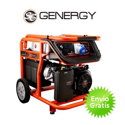 Generador el ctrico genergy guardian sc autom tico for Generador arranque automatico