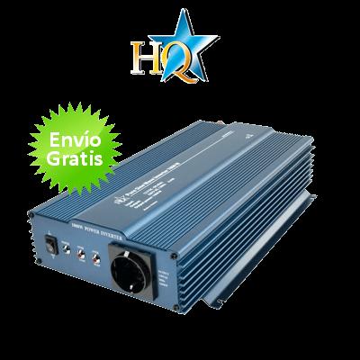 Y/&H 1000W Onduleur-r/éseau empilable MPPT pure onde sinuso/ïdale AC190-260 V Sortie pour panneau PV 24V 30 V 36 V GTI-1000W-36V-220V-S
