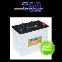 Acumulador monoblock de ciclo profundo TAB 85Ah