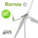 Aerogenerador Bornay 5kW  Wind 25,3+