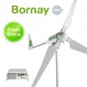 Aerogenerador Bornay 5kW Wind 25,3+ Conexión a Red