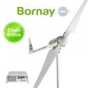 Aerogenerador Bornay 1kW Wind 13+ Conexión a Red