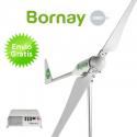 Aerogenerador Bornay 3kW Wind 25,2+  Conexión a Red
