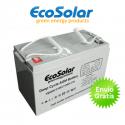 Bateria AGM Ecosolar 150Ah C100 12V