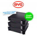 Kit de batería de litio BYD Battery-Box Pro 7.5kWh 48V