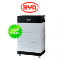 Kit de batería de litio BYD Battery-Box LV 10.5kWh 48V