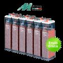 Batería estacionaria Midac OPzS C100 de 2744
