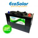 Batería solar monoblock de ciclo profundo Ecosolar 115Ah