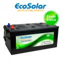 Acumulador solar monoblock de ciclo profundo Ecosolar 190Ah