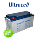 Bateria AGM Ultracell 140Ah C100 12V