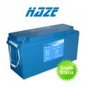 Bateria solar Gel Haze 165Ah C100 (145Ah C20)
