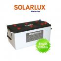 Batería solar monoblock ciclo profundo Solar lux 250Ah C100