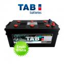 Bateria monobloco de ciclo profundo TAB 190Ah
