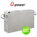 Batería solar U-Power Telecom HT 250Ah C100 12V