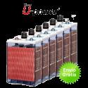 Batería acumulador U-POWER OPzS 1800Ah C100 (1200Ah C10)