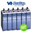 Batería solar VR OPZS 660Ah C100 (420Ah C10)