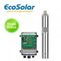 Bomba de agua solar Ecosolar sumergible ESP-250X + regulador