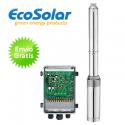 Bomba de água solar Ecosolar submergível ESP-540X + regulador