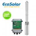 Bomba de agua Sumergible Ecosolar ESP-820X + regulador