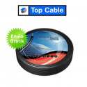 Cable fotovoltaico Topsolar PV ZZ  10 mm2   25 Metros